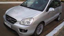 Cần bán xe Kia Carens 2010, màu bạc