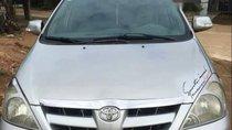 Cần bán xe Toyota Innova J năm sản xuất 2007, màu bạc, nhập khẩu