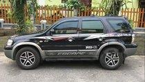Cần bán Ford Escape Limited đời 2005, màu đen số tự động