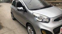 Bán Kia Morning 1.25 MT đời 2013, màu bạc, xe nhập