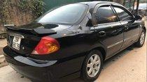 Bán ô tô Kia Spectra 2004, màu đen, xe nhập