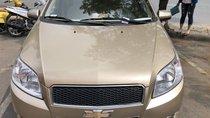 Bán Chevrolet Aveo LT năm sản xuất 2017, màu vàng, giá tốt