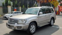 Bán Toyota Land Cruiser GX 4.5 model 2005, màu bạc, xe nhập còn rất mới, 480 triệu