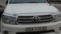Bán ô tô Toyota Fortuner đời 2012, màu trắng, xe nhập
