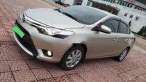 Cần bán xe Toyota Vios G đời 2015 số tự động