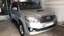 Cần bán xe Toyota Fortuner G MT năm sản xuất 2013, màu bạc