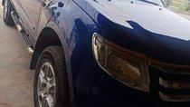 Cần bán Ford Ranger năm sản xuất 2015, màu xanh lam, xe nhập