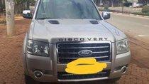 Bán Ford Everest sản xuất năm 2008, màu bạc xe gia đình