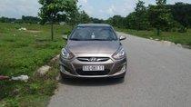 Bán ô tô Hyundai Accent 2012, màu nâu, xe nhập, giá chỉ 425 triệu