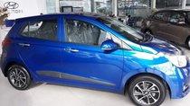 Bán xe Hyundai Grand i10 1.2 MT đời 2019, màu xanh lam, nhập khẩu, 340tr