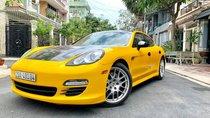 Cần bán Porsche Panamera 2010, màu vàng, nhập khẩu