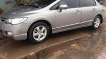 Cần bán lại xe Honda Civic 1.8 AT sản xuất năm 2009, màu bạc