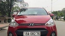 Bán Hyundai Grand i10 1.2 AT đời 2016, màu đỏ, xe nhập