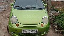 Cần bán xe Daewoo Matiz sản xuất 2007, màu xanh