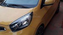Xe Kia Morning 1.0 AT năm 2011, màu vàng, nhập khẩu nguyên chiếc