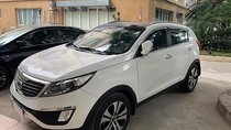 Cần bán lại xe Kia Sportage 2.0 AT AWD 2011, màu trắng, xe nhập
