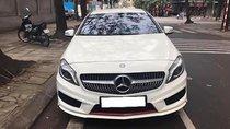 Bán Mercedes A250 đời 2015, màu trắng, nhập khẩu nguyên chiếc ít sử dụng giá cạnh tranh