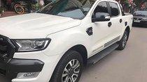 Cần bán Ford Ranger Wildtrak 3.2L 4x4 AT sản xuất 2016, màu trắng