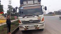 Bán xe tải Hino 8 tấn đời 2012, thùng dài 8m7