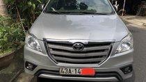 Bán Toyota Innova G sản xuất 2015, màu bạc chính chủ