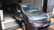 Cần bán Nissan Grand livina sản xuất 2011, màu xám, giá 390tr
