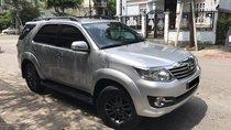 Bán xe Toyota Fortuner 2.7V 2016, tự động, máy xăng