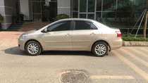 Tôi muốn bán xe Toyota Vios 1.5E màu ghi vàng, SX 2010, chính chủ gia đình từ đầu