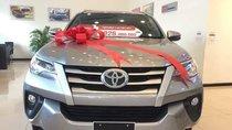 Cần bán xe Toyota Fortuner G sản xuất 2019, màu bạc, nhập khẩu nguyên chiếc