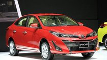 Giá xe Toyota Vios 2019 tháng 4/2019 khởi điểm từ 531 triệu đồng