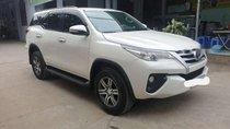 Bán Toyota Fortuner MT sản xuất năm 2017, màu trắng, nhập khẩu số sàn