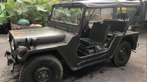 Bán ô tô Jeep A2 năm sản xuất 1980, nhập khẩu, giá tốt
