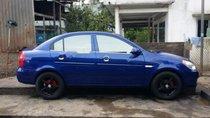 Cần bán xe Hyundai Verna 2008, màu xanh lam, nhập khẩu như mới