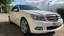 Cần bán lại xe cũ Mercedes C200 đời 2010, màu trắng, 485tr
