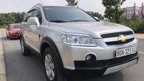 Cần bán xe cũ Chevrolet Captiva LTZ 2.4 đời 2009, màu bạc