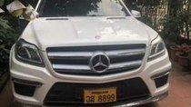 Cần bán xe Mercedes GL550 sản xuất 2015, màu trắng, nhập khẩu số tự động