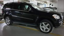Cần bán gấp Mercedes GL 550 sản xuất năm 2009, nhập khẩu nguyên chiếc