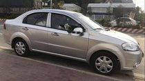 Bán xe Daewoo Gentra đời 2008, màu bạc xe gia đình