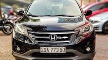 Cần bán Honda CR V 2.0 đời 2013, màu đen