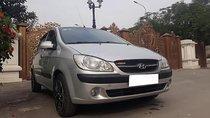Bán ô tô Hyundai Getz 2010, màu bạc, nhập khẩu
