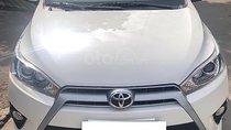 Cần bán lại xe Toyota Yaris năm 2014, màu trắng, nhập khẩu nguyên chiếc