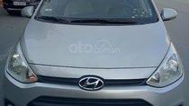 Cần bán gấp Hyundai Grand i10 đời 2014, màu bạc, nhập khẩu