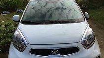 Cần bán lại xe Kia Morning EX sản xuất 2015, màu trắng còn mới
