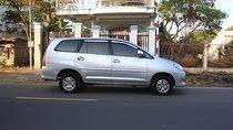 Cần bán lại xe Toyota Innova 2.0MT năm 2006, màu bạc
