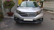 Bán Honda CRV 2015 màu bạc cực mới, bản 2.4 full option