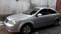 Bán xe Daewoo Lacetti năm 2009, màu bạc