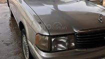 Cần bán lại xe Toyota Crown sản xuất năm 1992, màu bạc, nhập khẩu