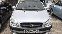 Bán ô tô Hyundai Getz 1.1 MT sản xuất năm 2009, màu bạc, nhập khẩu, 200 triệu
