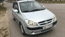 Bán xe Hyundai Click sản xuất 2007 màu bạc, 235 triệu, xe nhập