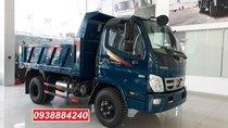 Bán trả góp xe ben Thaco Forland FD500. E4 1 cầu / FD500-4WD. E4 2 cầu 5 tấn, thùng 4 khối - Long An, Tiền Giang, Bến Tre