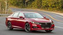 10 xe sedan thể thao tốt nhất 2019: Honda Accord Sport và Kia Stinger đáng chọn